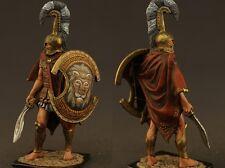Tin toy soldiers ELITE painted 54 mm  Fespiysky hoplite, 5 century BC