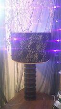 Elegant Lace Lamp