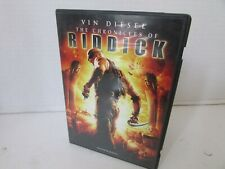 The Chronicles Of Riddick Dvd Starring Vin Diesel L53D
