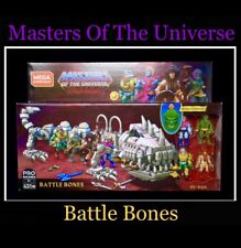 Mega Construx SDCC 2019 Exclusive Masters of The Universe Battle Bones Action Figure