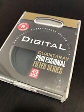 Quantaray 49mm Digital Professional Series CPL Circular Polarizer *NEW*