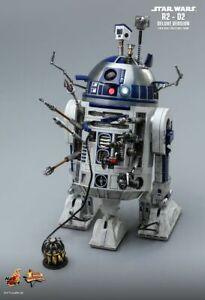 Hot Toys MMS511 - Star Wars - R2-D2 DELUXE - New & sealed - Free Shipping