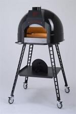 Woodfired Pizza Oven - Made in Italy (BLACK)