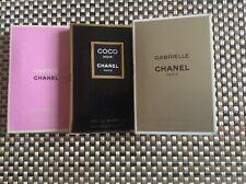 Set of 3 Women's Fragrance Spray Samples