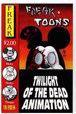 FREAK TOONS  # 1 LOONEY TOONS MEETS THE WALKING DEAD    VFNM