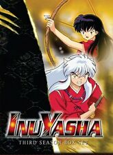 InuYasha . The Complete Season Three . 3. Staffel . Inu Yasha Anime .. 5 DVD NEU