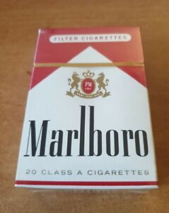 Paquet emballé 20 cigarettes MARLBORO  pour collection
