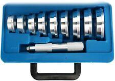10pcs Auto Bearing Race Seal Driver Master Set Wheel Axle Bearing Puller Install