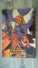 Stryper Isaiah 53:5 vintage music postcard POST CARD metal hardrock