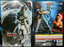SQUARE ENIX PLAY ARTS KAI - TEKKEN TAG TOURNAMENT 2- JUN KAZAMA FIGURINE - NIP