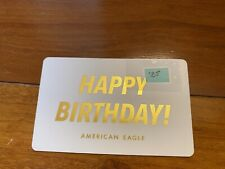 $25 American Eagle Outfitters Gift Card / Giftcard - No Expiration