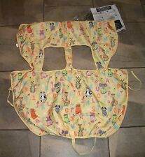 402  Avon Tiny Tillia Child/ Infant Yellow Grocery Shopping Cart Seat Cover
