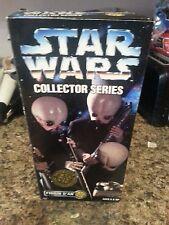 Kenner 1997 Star Wars POTF2 Figrin D'an 12 inch Figure Collector Series  NIB