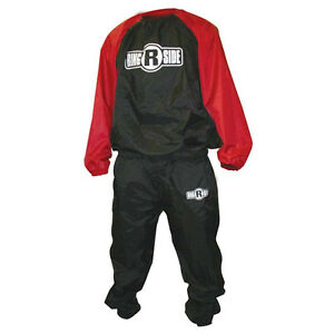 Ringside Sweat Suit Sauna Exercise Gym Weight Loss Fitness MMA Wrestling