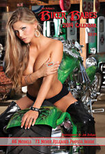 2014 Jim DuRant's Biker Babes Calendar