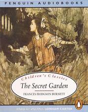 THE SECRET GARDEN - Frances Hodgson Burnett (Penguin Cassette Audio Book)