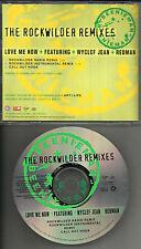 BEENIE MAN w/ REDMAN Love Me Now REMIXES & INSTRUMENTAL PROMO DJ CD single 2000