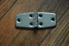 "4"" X 1 1/2"" HINGE HINGES STAINLESS STEEL new"