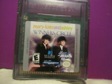 Mary-Kate and Ashley: Winner's Circle  (Nintendo Game Boy Color, 2001)