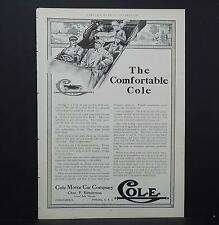 """1912  Lozier Automobile Poster 11/"""" X17/""""  Printed  on  Acid  Free  Card Stock"""