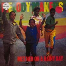 "Melody Makers(7"" Vinyl P/S)Met Her On A Rainy Day-EMI-EA 171-UK-Ex/Ex"