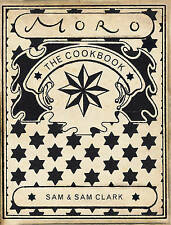 Moro the Cookbook by Samuel Clark Paperback Book (English)