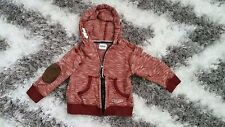 Hudson Jeans Baby Boy Girl 12 Months Hoodie Jacket Cotton