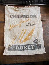 sac d'emballage Doret -  chemidor