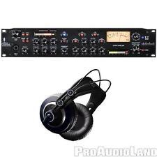 ART VoiceChannel Channel Strip preamp w/ AKG K240MKII Headphones NEW