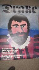"Drake Masterpiece Theatre 30x45"" Poster #M7430"