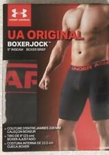 "Under Armour Original 9""- Boxerjock  3X-Large 46-48 Black (7182)"