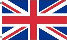 2x3 United Kingdom Flag  Great Britain 2ft x 3ft Super Polyester Flag Grommet
