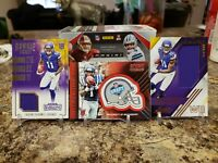 🔥LAQUON TREADWELL ROOKIE PATCH/RELIC LOT /99 VIKINGS OLE MISS REBELS🔥