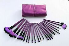 32PCS Purple Professional Kabuki Make up Brush Set Brushes Blusher Face Powder