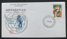 AAT 1968 Antarctica 5c - FDC 25 September 1968 - Clarence NSW
