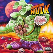 Ill Bill & Stu Bangas - Cannibal Hulk CD Uncle Howie LTD Edition New Sealed