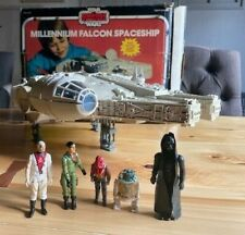 More details for palitoy star wars empire strikes back millennium falcon. good condition, boxed