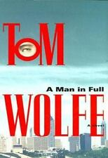 A Man in Full by Tom Wolfe (1998, Hardcover)