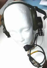 Clansman PRC Headset Tested/Working