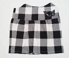 Emily The Strange NWOT Glam Kitty Plaid Skirt Size Small Gothic Lolita Punk