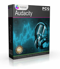 CD Music & Audio Editing/DAW Computer Software