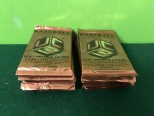 1995 Pinnacle UC3 Baseball card 16 packs Tier Chase Clear Shot Artists Proof 3D