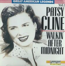 CD PATSY CLINE -WALKING AFTER MIDNIGHT - TRADITIONNAL COUNTRY MUSIC USA