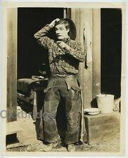 Tom Mix Hearts & Saddles 1917 Cowboy Western Film Star Original Photo J4743
