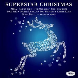 Superstar Christmas CD ABBA-Rod Stewart-The Wiggles-Judith Durham-André Rieu