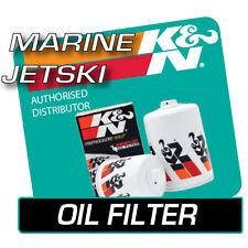 KN-204 K&N OIL FILTER fits YAMAHA VX1100 WAVERUNNER CRUISER 1100 2009  JETSKI