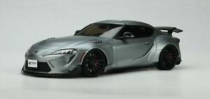 1/18 Gt Spirit Toyota Supra Prior Design Phantom Grey Shipping Domicil November
