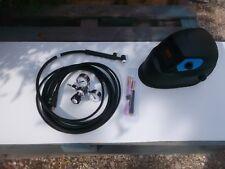Kit trasformazione mma in tig con torcia maschera automatica riduttore argon