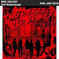 RED VELVET The Perfect Red Velvet 2nd Repackage Album CD+Booklet+Etc KPOP