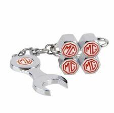 Bouchons de valve + Porte clés pour MG Morris garage